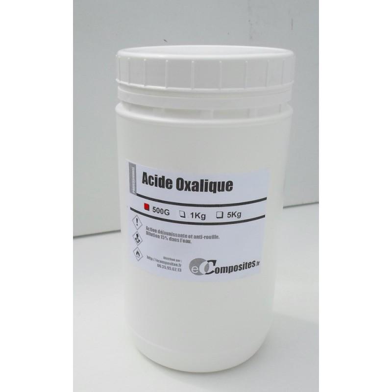 Acide oxalique 500g