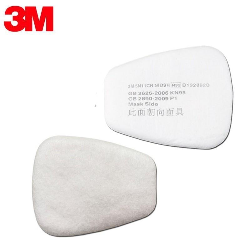 2 Filtress masque P3 pour Masque 3M