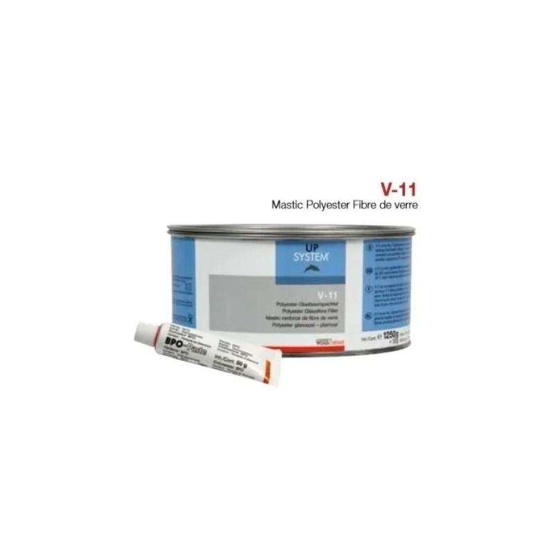 Mastic polyester armé 1,3 KG